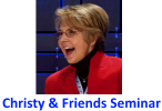 Christy and Friends seminar